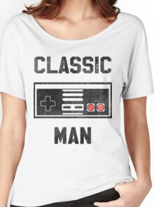 Classic Man (NES) Women's Relaxed Fit T-Shirt