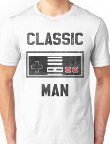 Classic Man (NES) Unisex T-Shirt
