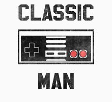 Classic Man (NES) Men's Baseball ¾ T-Shirt