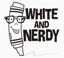 White And Nerdy by DetourShirts