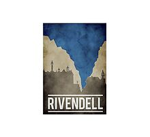 Lord of the Rings Rivendell by SinisterSix
