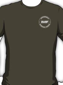 I M F 2000 Logo T-Shirt