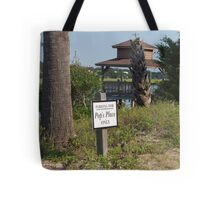FOR POP'S Tote Bag