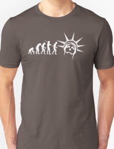 Evolution Planet Of The Apes T-Shirt