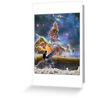 A Star To Steer By Greeting Card