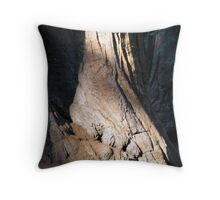 Strong Base Throw Pillow