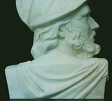 Greek Bust by John Darren Sutton