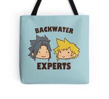 Backwater Experts! Tote Bag