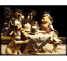 A Royal Meal Photographic Print
