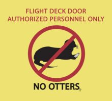 No Otters Kids Clothes