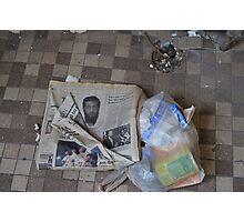 Terrorist Photographic Print