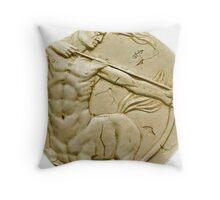 Centaur the archer (sagittarius) Throw Pillow