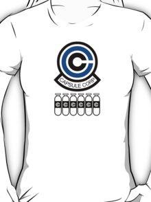 Capsule Corp v7 T-Shirt