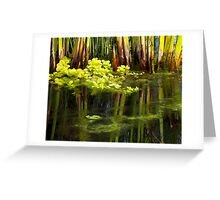 Papyrus Reflections Greeting Card