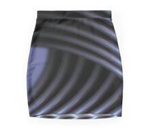 the wave Mini Skirt