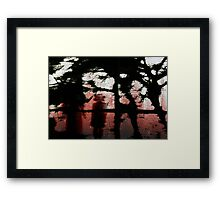 Deadly Forest © Framed Print