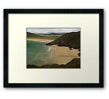 Rossan Bay Framed Print