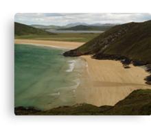 Rossan Bay Canvas Print