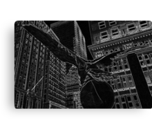 The Eagel at Grand Central Terminal Canvas Print