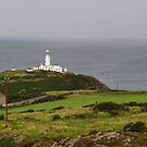 Fanad Head Light by WatscapePhoto