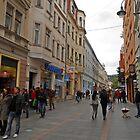 City life in Sarajevo by rasim1