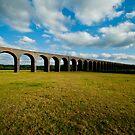 The Welland viaduct  by MrZebra
