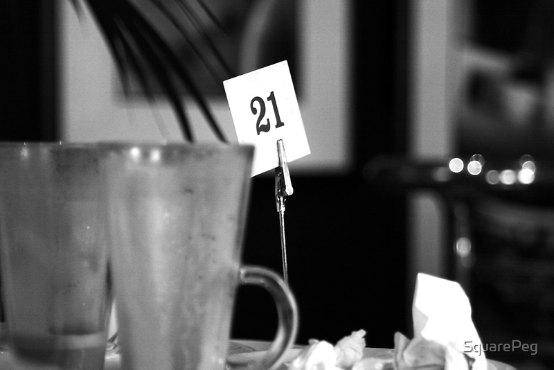 21 by SquarePeg