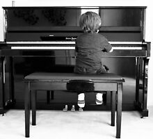 Little Piano Man by ajreece