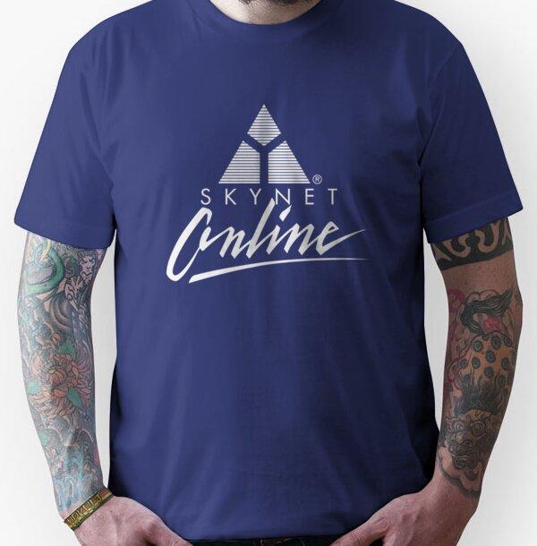 Skynet Online Terminator Unisex T-Shirt