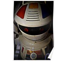 RetroBot Poster