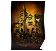 Piatt Castle Poster