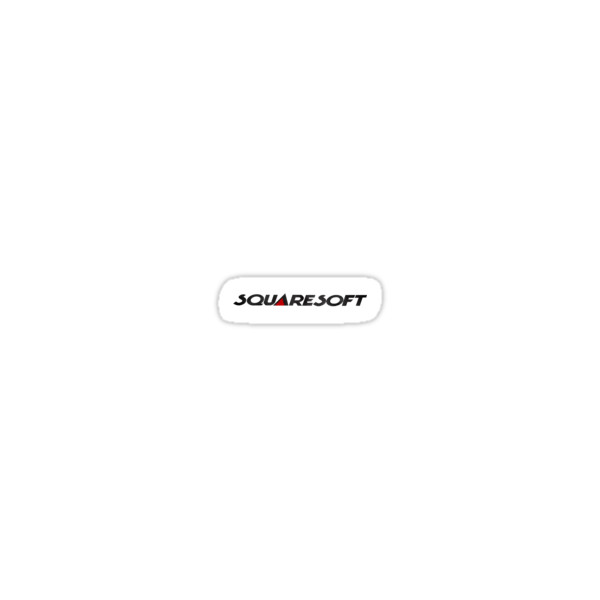 Squaresoft logo by CDSmiles