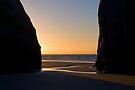 Wharariki beach by Paul Mercer