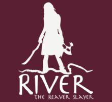 River the Reaver Slayer by slicepotato