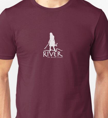 River the Reaver Slayer Unisex T-Shirt