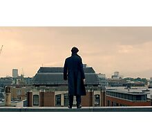 Sherlock falls Photographic Print