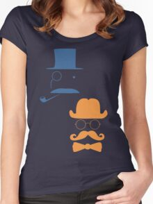 Indeed! Women's Fitted Scoop T-Shirt