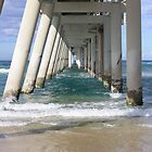 Under the Sand Pumping Jetty by aussiebushstick