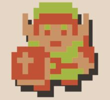 8-Bit Link by TooManyPixels