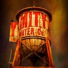 Water Tower by ajgosling