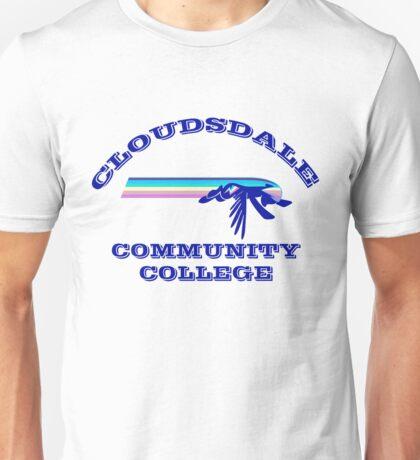 Cloudsdale Community College Unisex T-Shirt