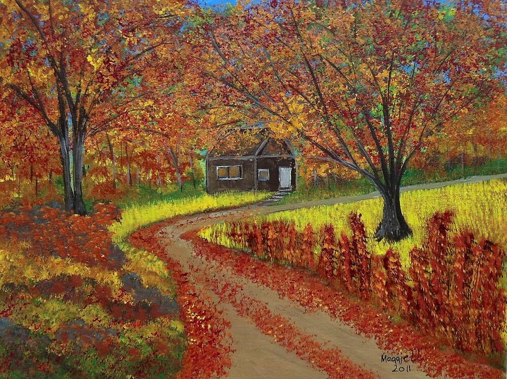 Autumn Landscape by maggie326