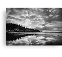 Florence Bay Sunrise Canvas Print