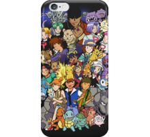 Colour Trainer Mania iPhone Case/Skin