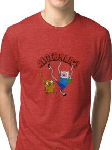 Algebraic ! Tri-blend T-Shirt