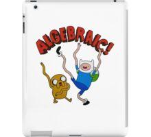 Algebraic ! iPad Case/Skin