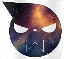 Galaxy Soul Eater Logo Poster