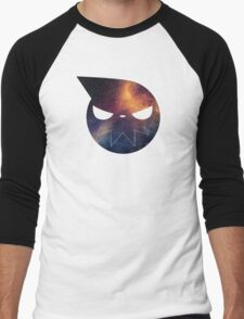 Galaxy Soul Eater Logo Men's Baseball ¾ T-Shirt