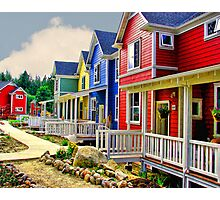 Crayon Community Photographic Print