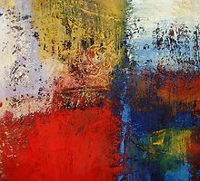 Modern Abstract Art Painting by madeinatlantis